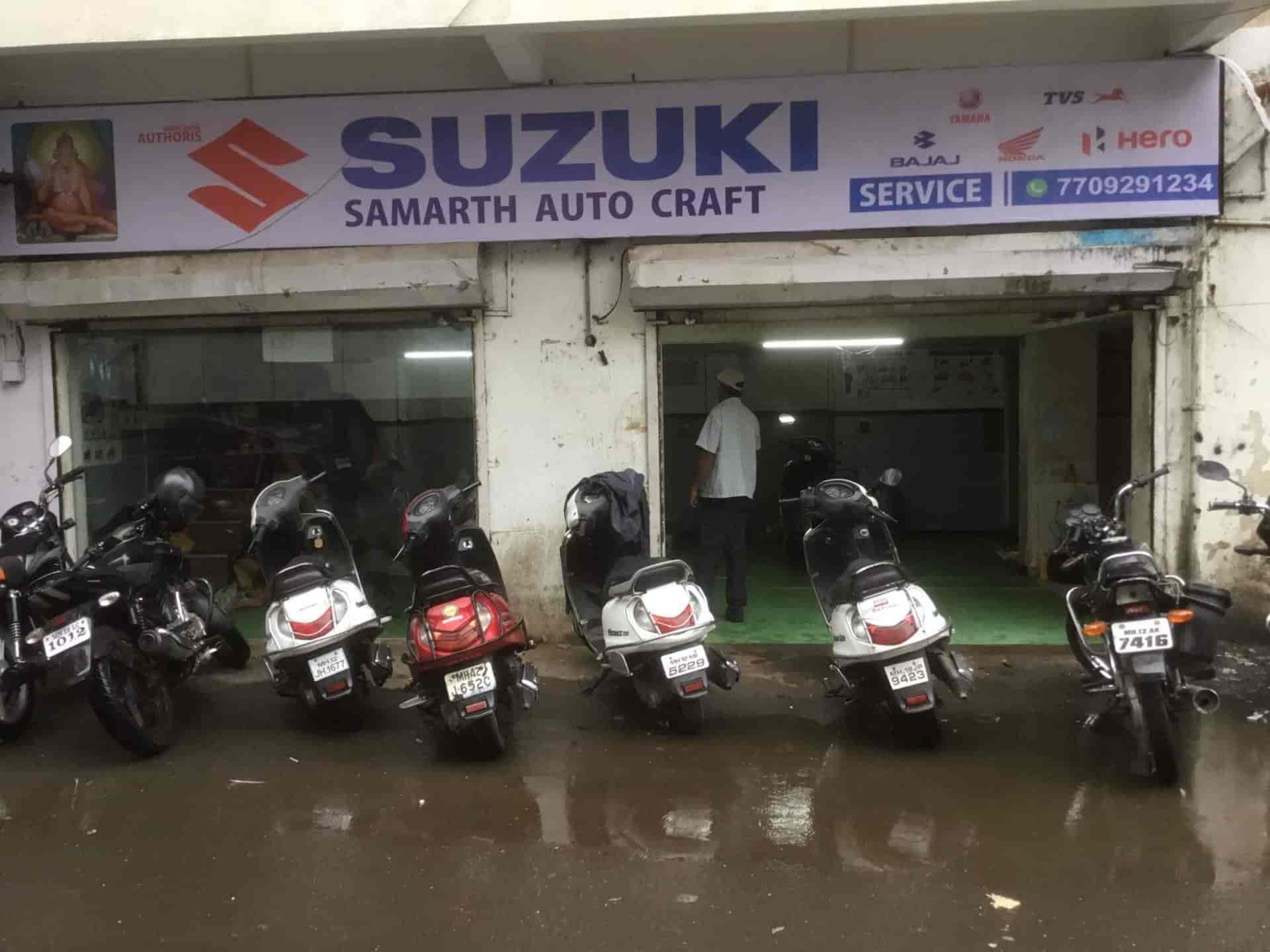 Top 100 Suzuki Motorcycle Repair & Services in Wakad - Best Suzuki