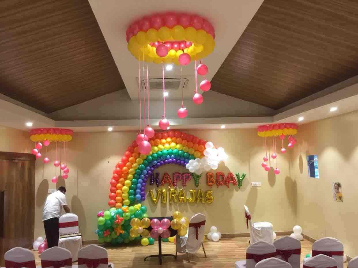 Creative Balloons Decor Shivaji Nagar Balloon Decorators in Pune