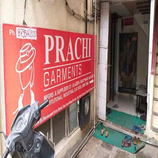 public apparel companies prachi garments