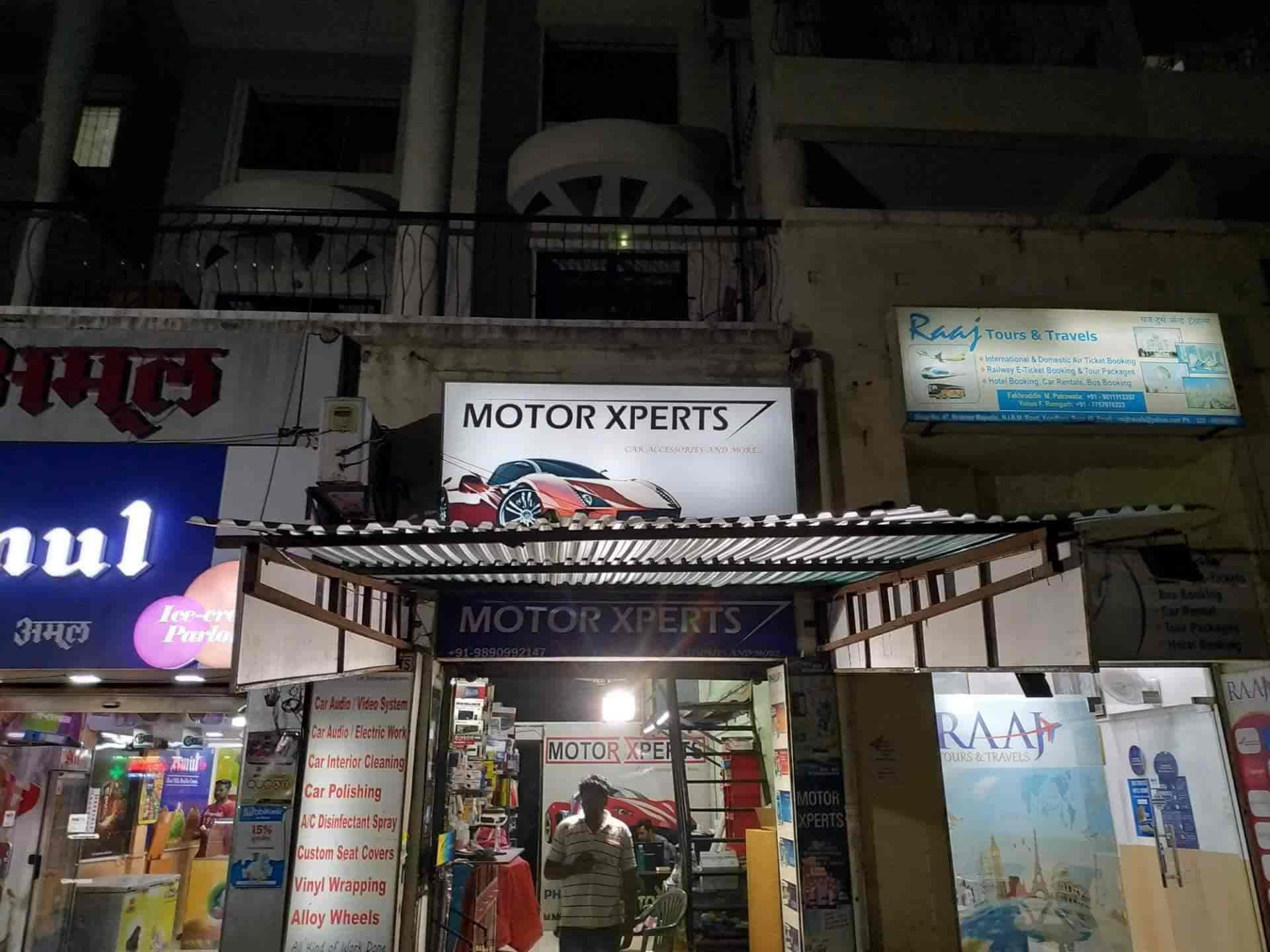 Moter Xperts Kondhwa Khurd Car Accessory Dealers In Pune Justdial