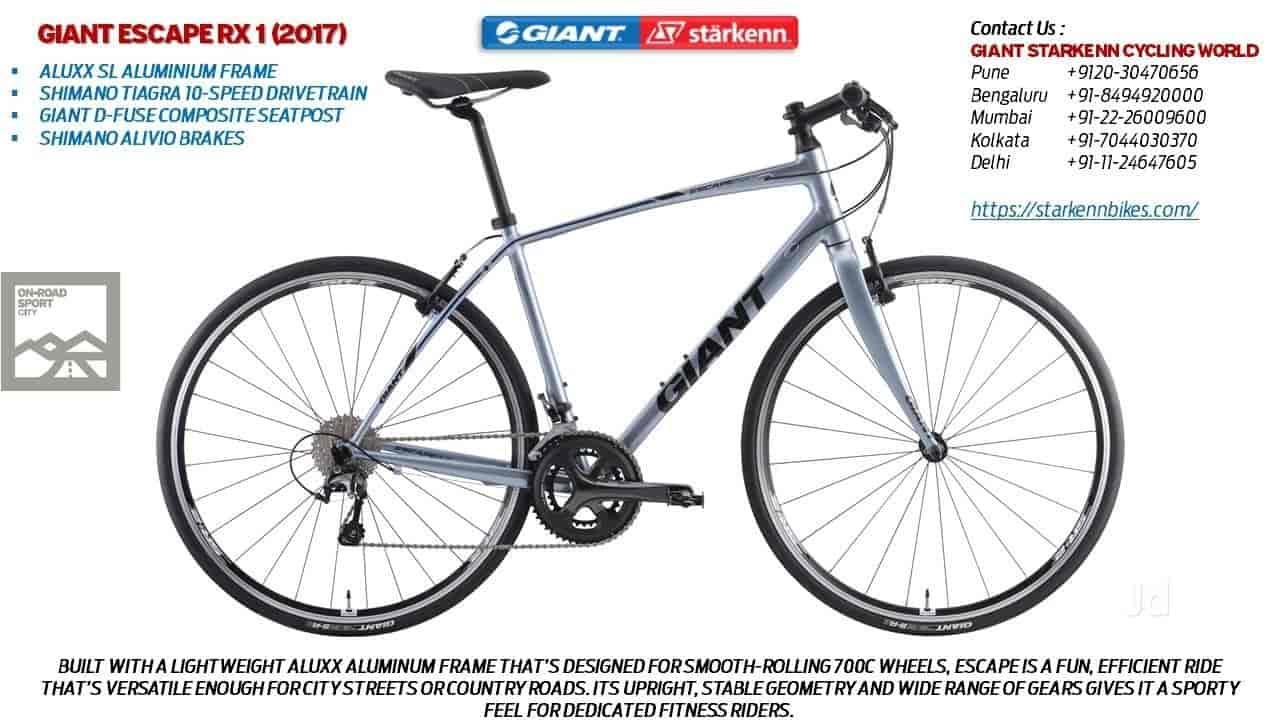 Giant Starkenn Cycling World, Sangam Bridge - Bicycle Distributors