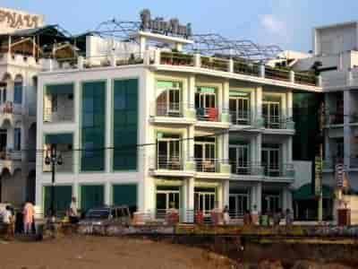 Front View Of Hotel Pulin Puri Photos Swargadwar Hotels
