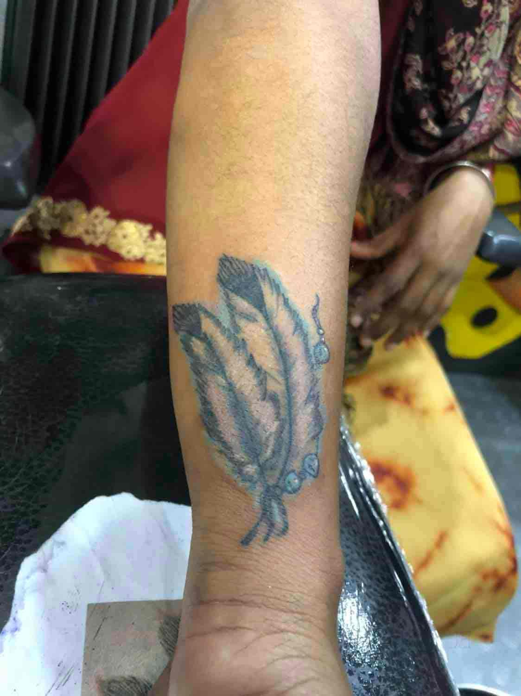 Deep Skin The Tattoo Studio Raipur Ho Tattoo Parlours In