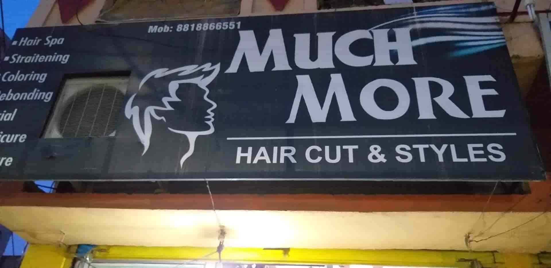 Much More Hair Cut And Styles Saloon Mowa Salons In Raipur Chhattisgarh Raipur Chhattisgarh Justdial