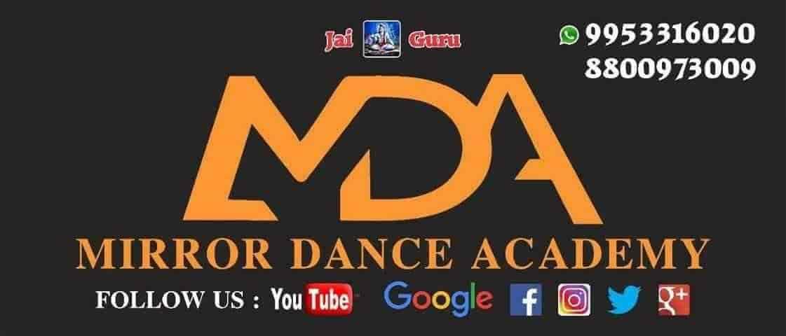 Visiting card - The Mirror Dance Academy Images, Gudhiyari, Raipur-Chhattisgarh - Dance Classes