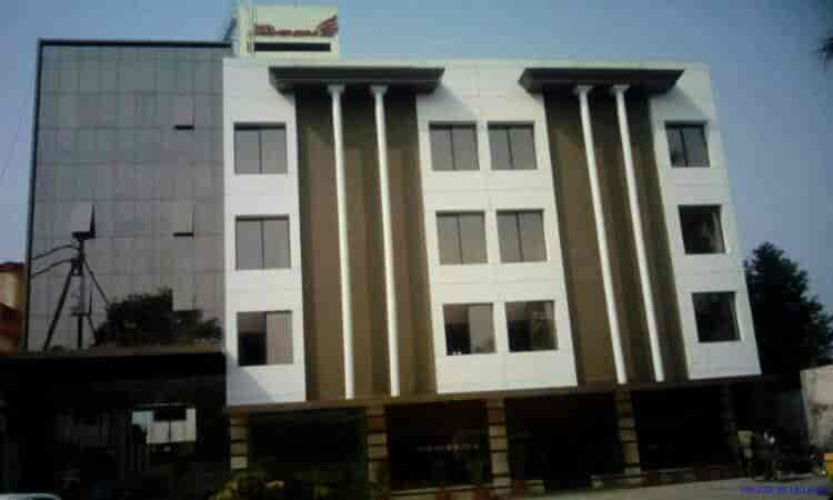 Exterior View Of Hotel - Hotel Mahendra Images, Raipur Ho, Raipur-Chhattisgarh - Hotels