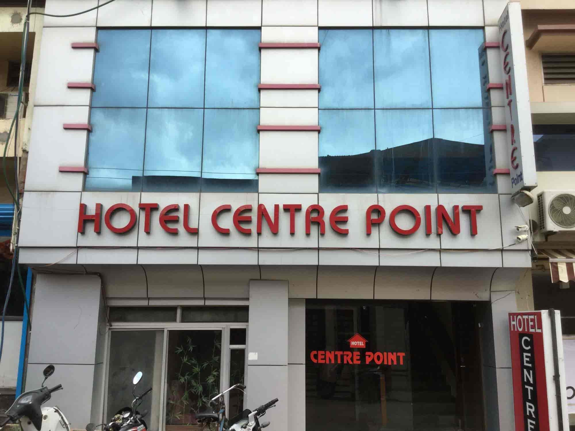 Front View of Hotel - Hotel Centre Point Images, Raipur Ho, Raipur-Chhattisgarh - Hotels