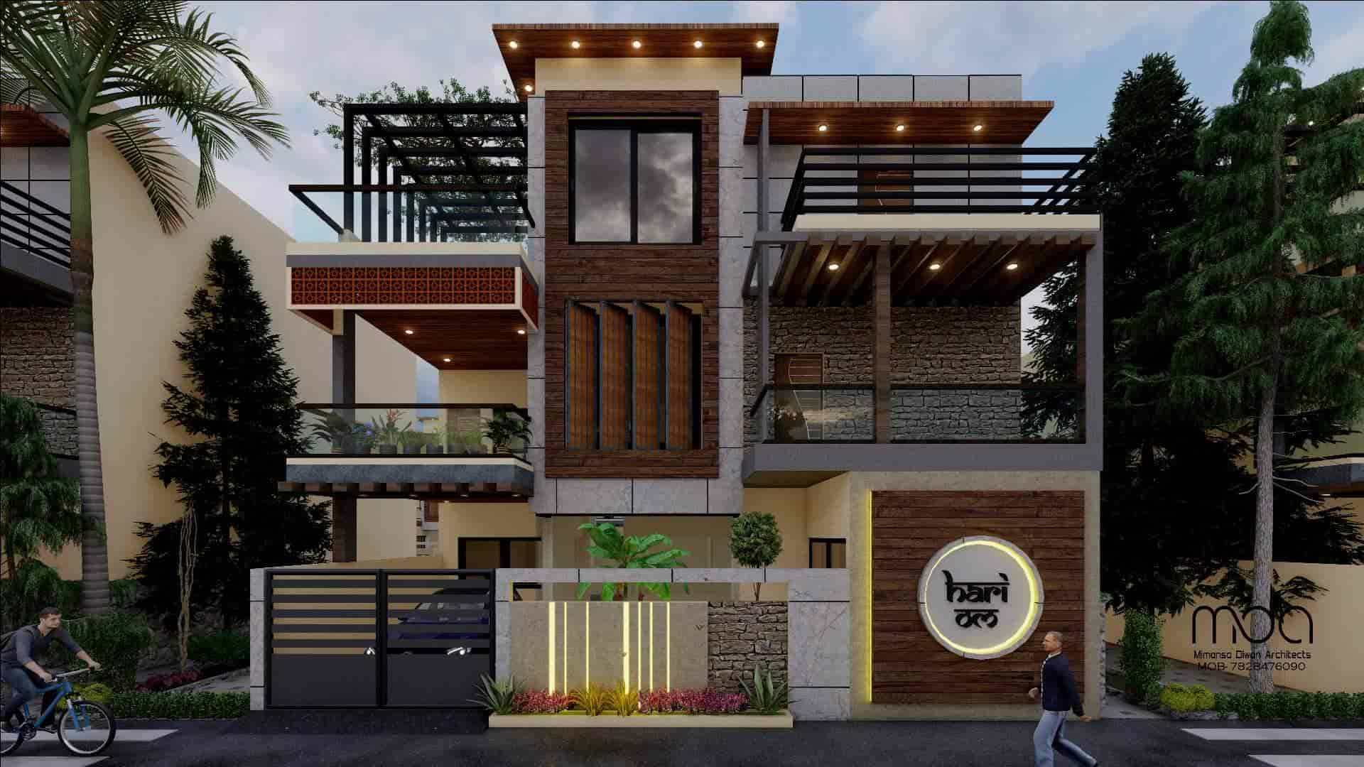 - Mimansa Diwan Architects