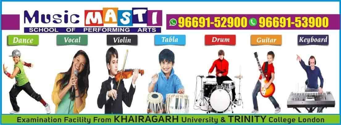 - Music Masti School Of Performing Arts Images, Samta Colony, Raipur-Chhattisgarh - Dance Classes