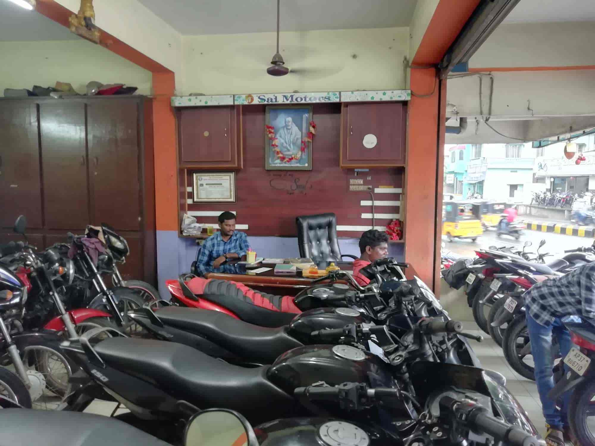 New Sai Motors Rtc Complex Road Second Hand Motorcycle Dealers