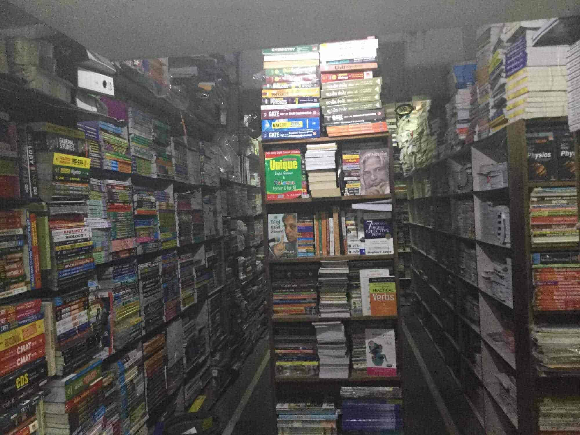 Ekta Prakashan, University Road - Book Shops in Rajkot