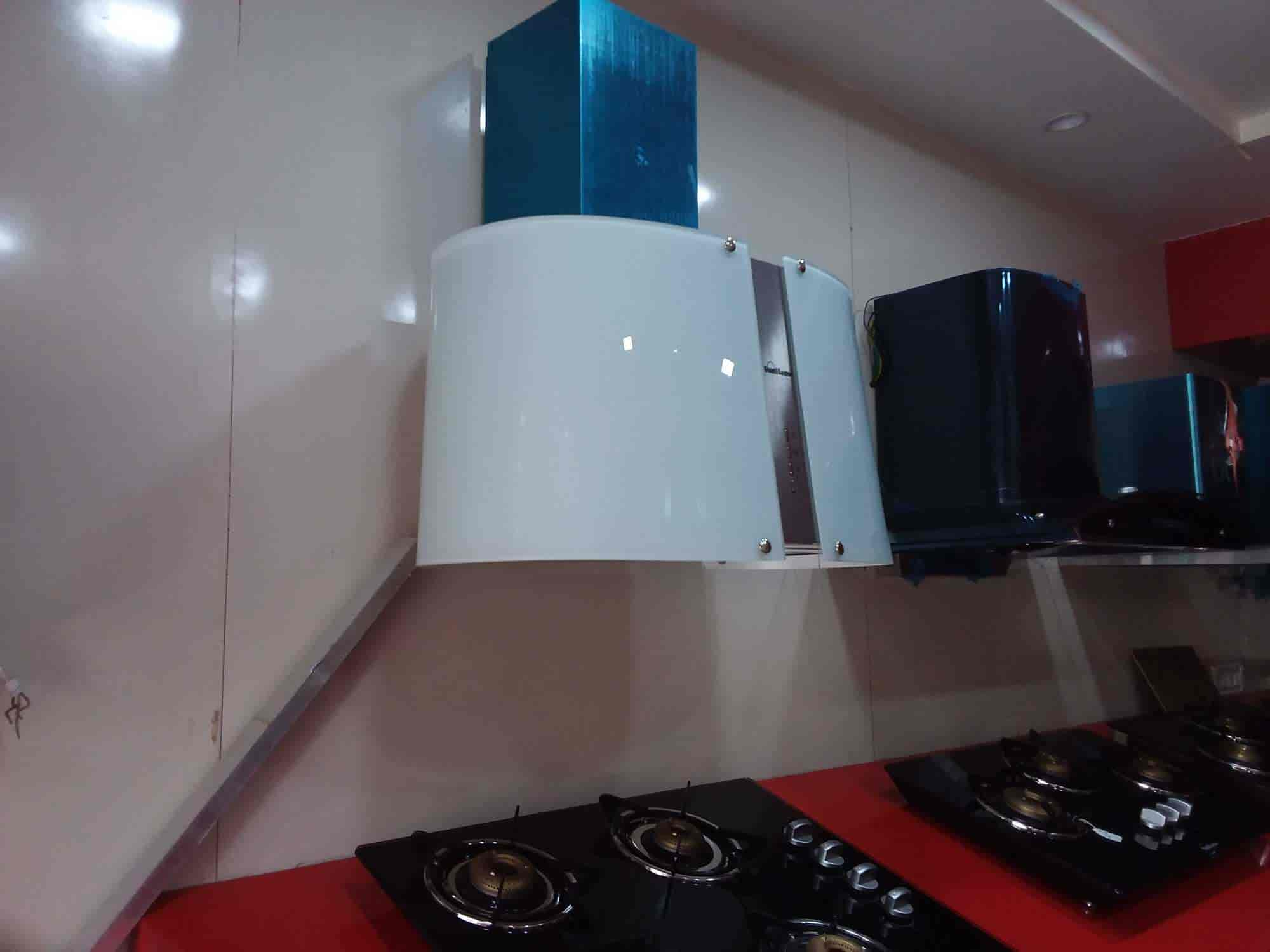 Dream Kitchen Gallery, Tagore Road - Electric Chimney Dealers in ...