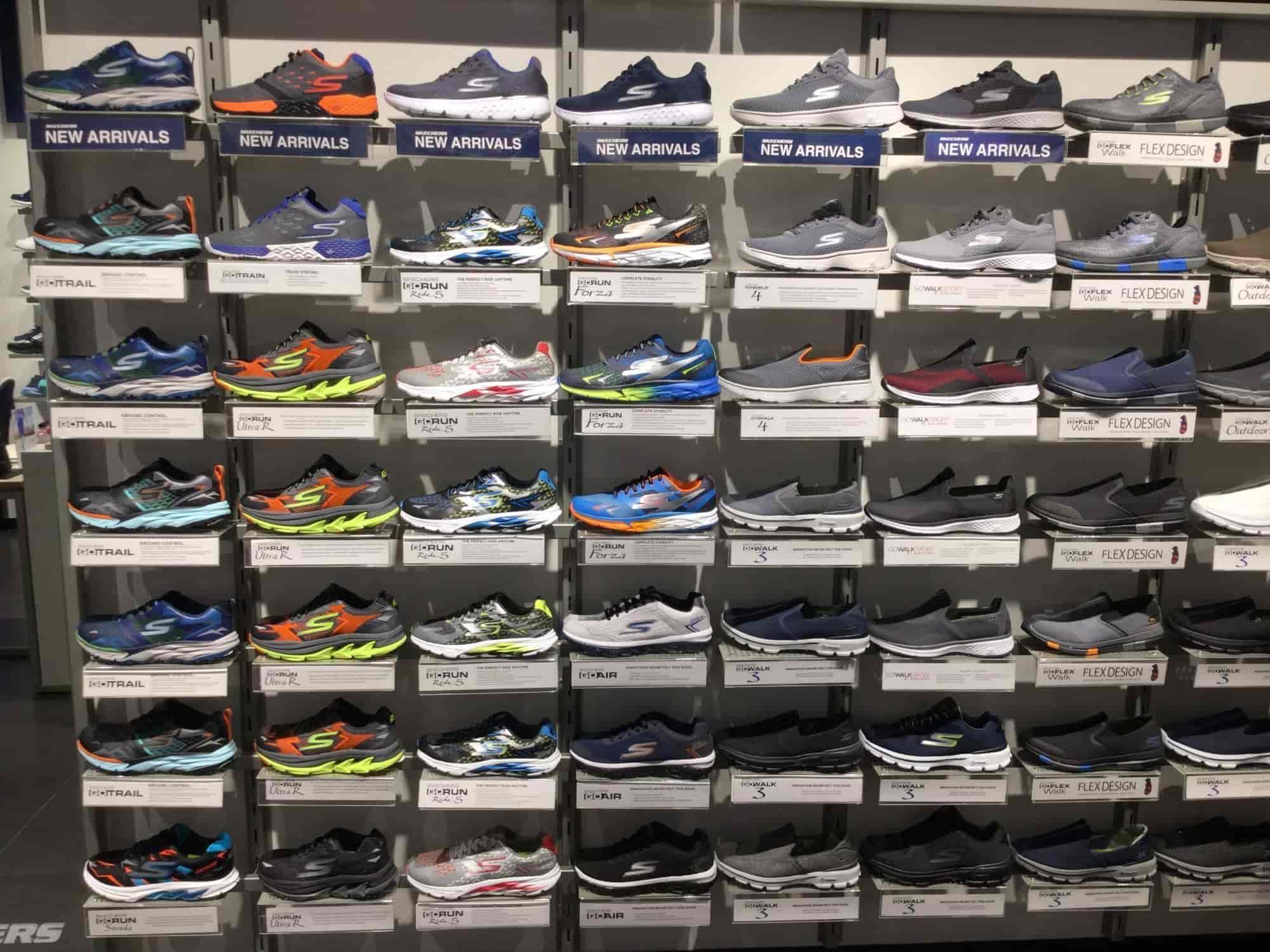 skechers shoes showroom in india