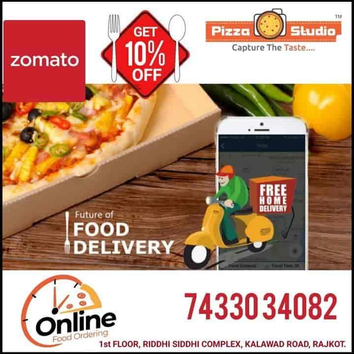 Pizza Studio, Kalavad Road, Rajkot - Pizza Outlets - Justdial