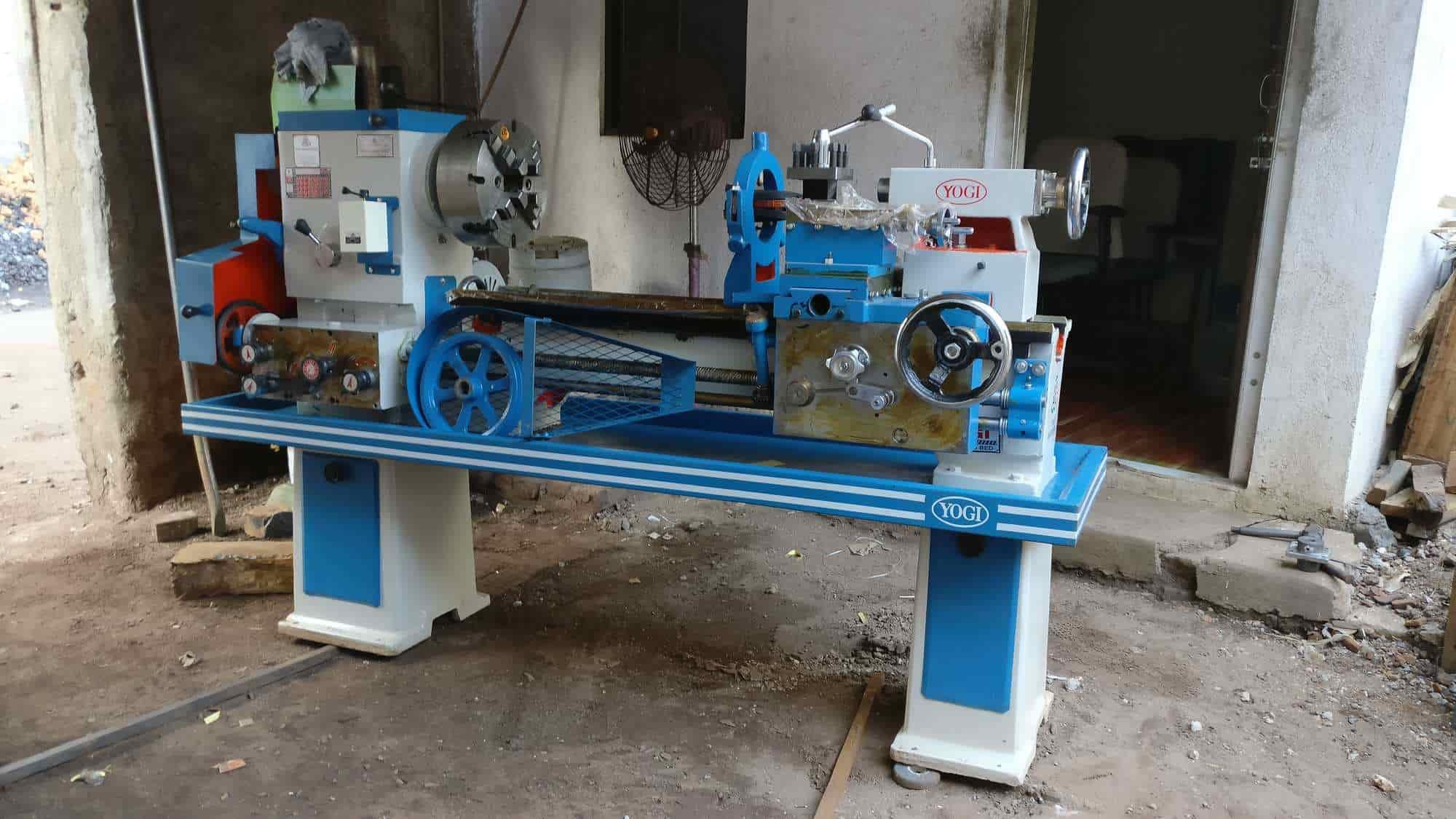 Yogi Machine Tools, Gondal Road - Lathe Machine Dealers in Rajkot