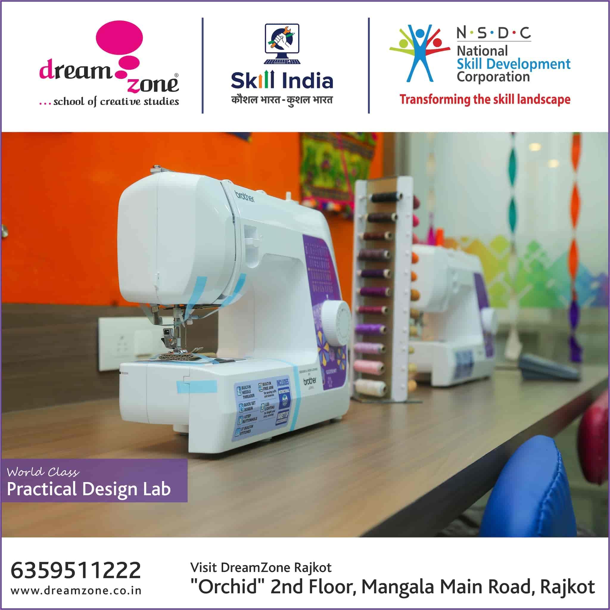 Dreamzone Rajkot, Mangla Road - Computer Training Institutes
