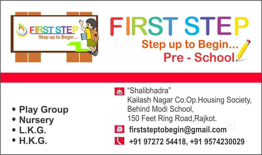 First Step Pre School Tuition Classes Photos 150 Feet Ring Road