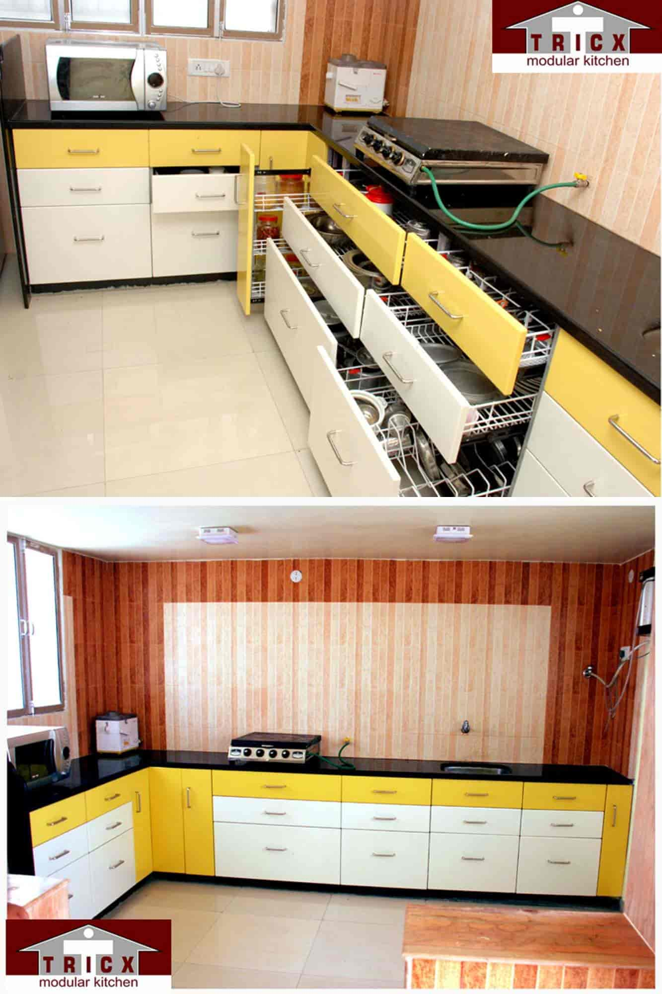 Modular kitchen tricx modular kitchen photos cancer hospital rajkot modular kitchen manufacturers