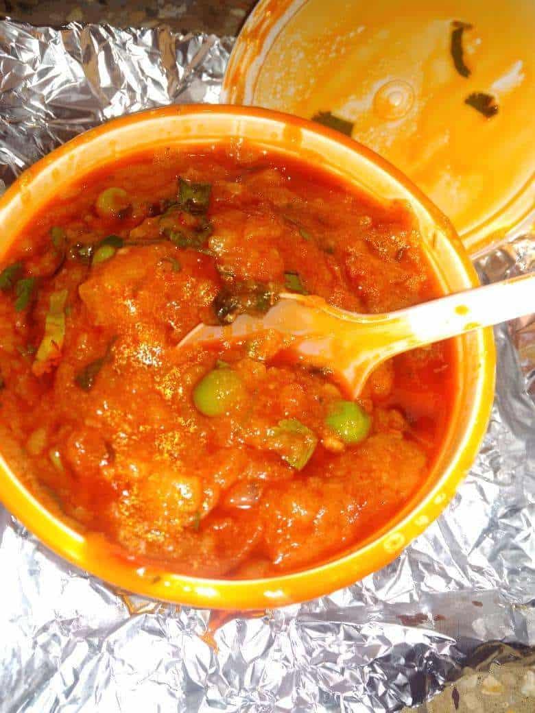 Aflatoon Paubhaji And Restaurant Africa Colony Rajkot