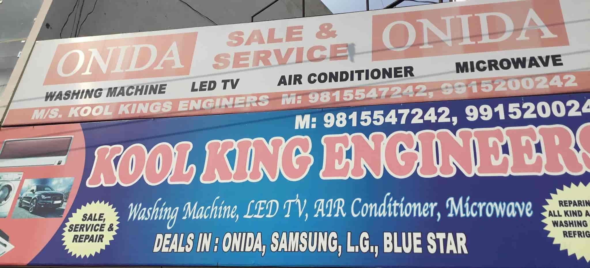 Kool King Industries, Rajpura HO - Car AC Repair & Services