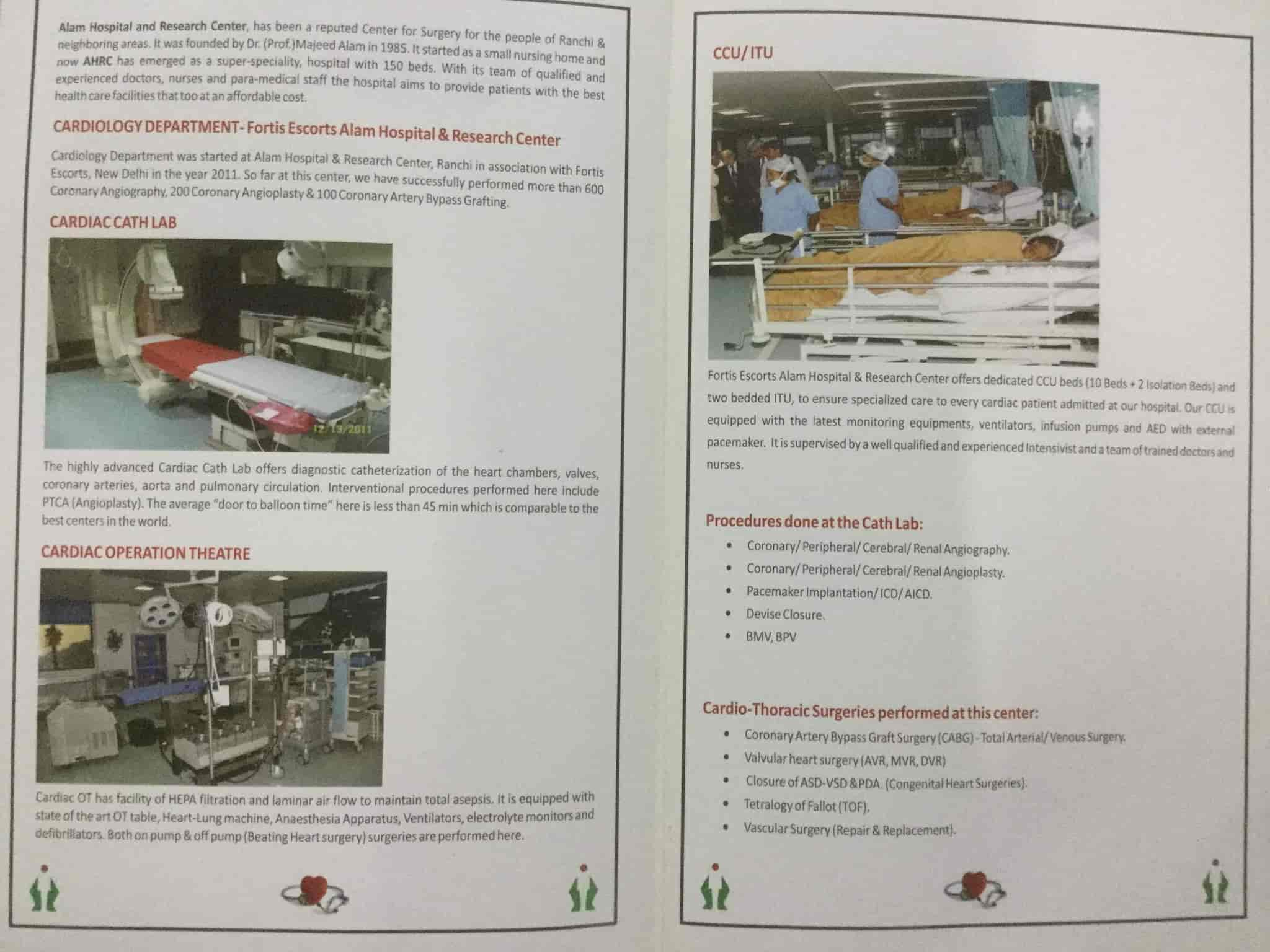 Alam Hospital And Research Centre Pvt Ltd Photos, Bariatu