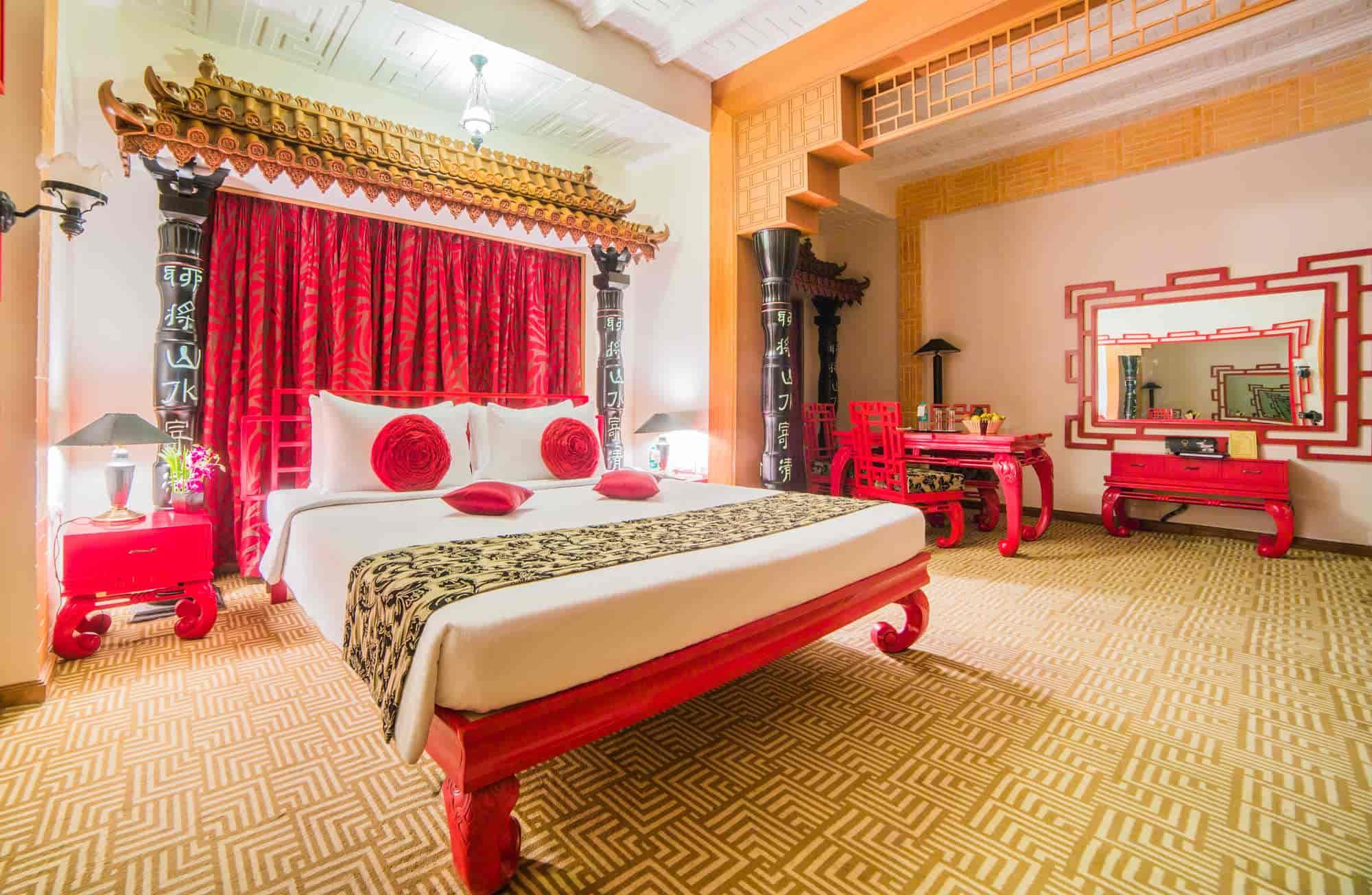 Sitara Luxury Hotel, Ramoji Film City - 4 Star Hotels in