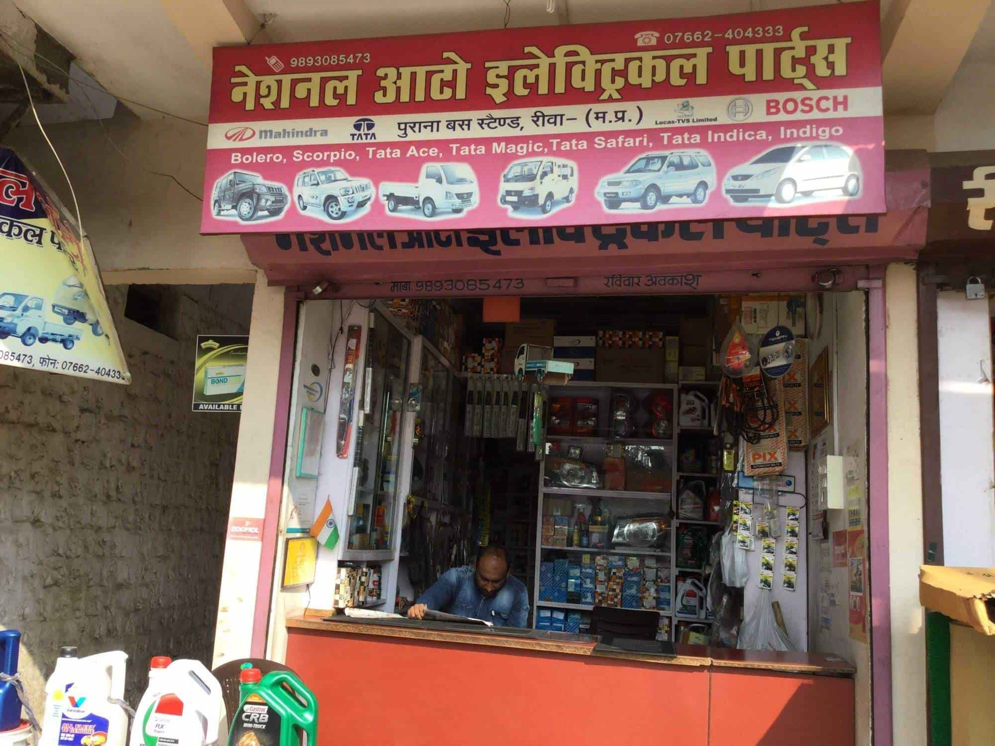 National Auto Electrical Parts, Rewa City - Auto Electrical