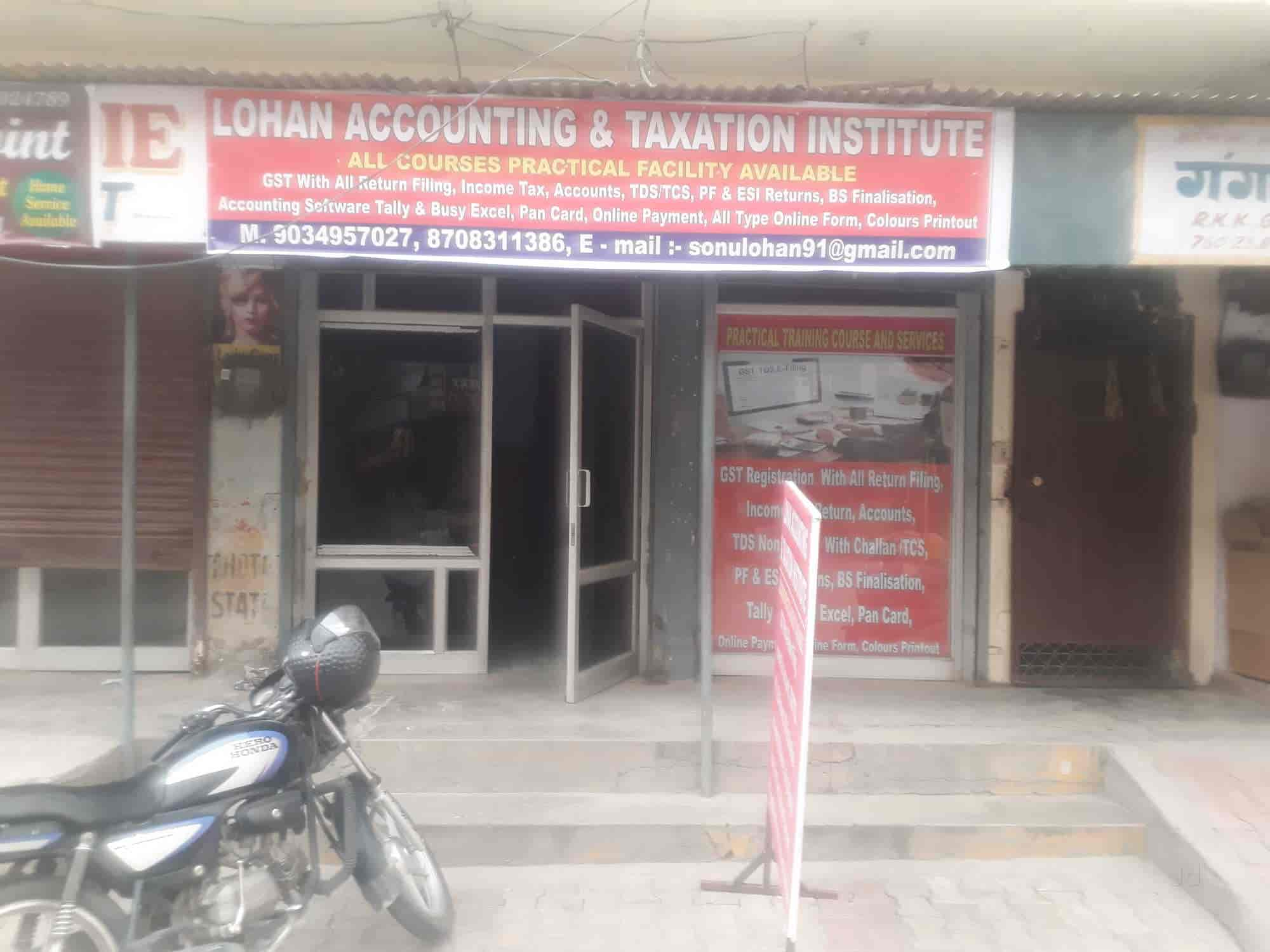 Lohan Accounting & Taxation Institute, Dlf Colony - Tax Consultants