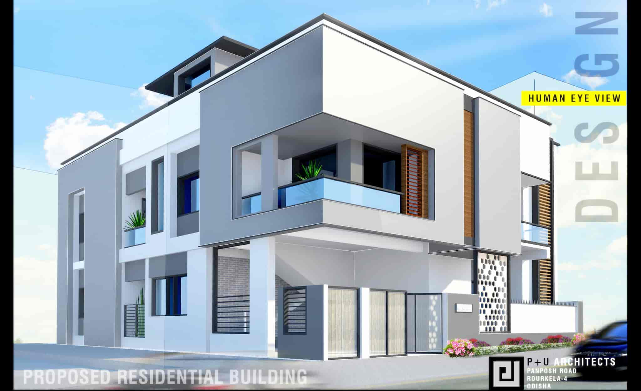 P U Architects, Civil Township - Architects in Rourkela - Justdial