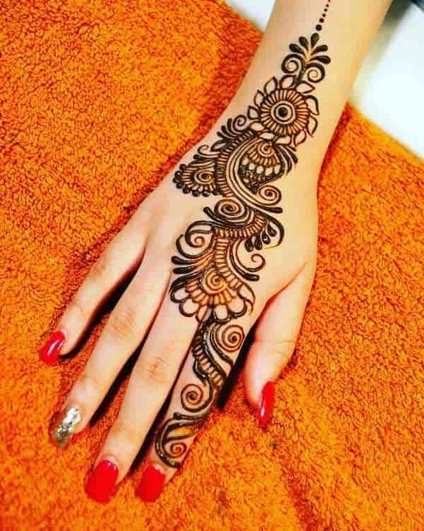 Shraddha Henna Mehendi Designs Photos Sector 2 Rourkela Pictures