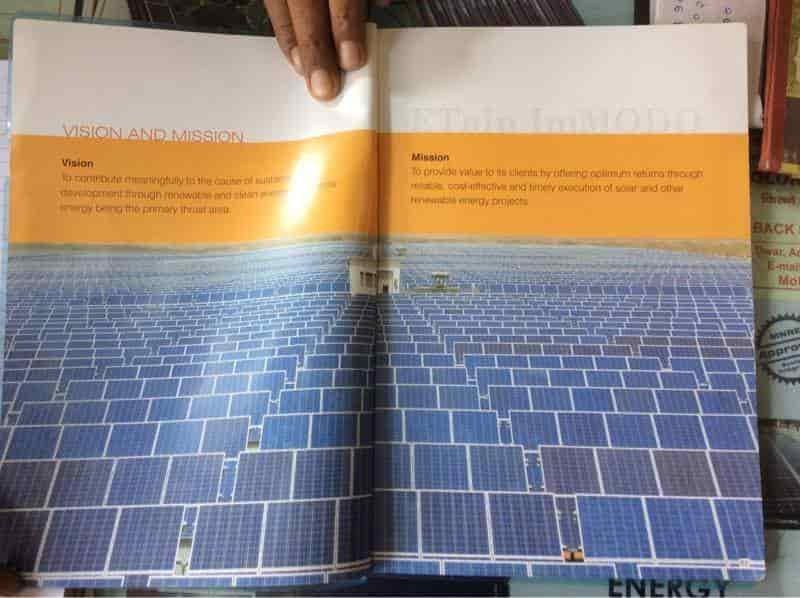 Bessaar Engineering, Adarsh Colony - Solar Energy System Dealers in