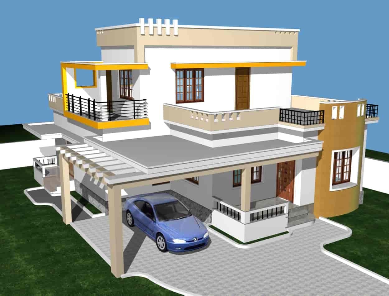 Dream Home Design Architects Civil Engineers Adarsh