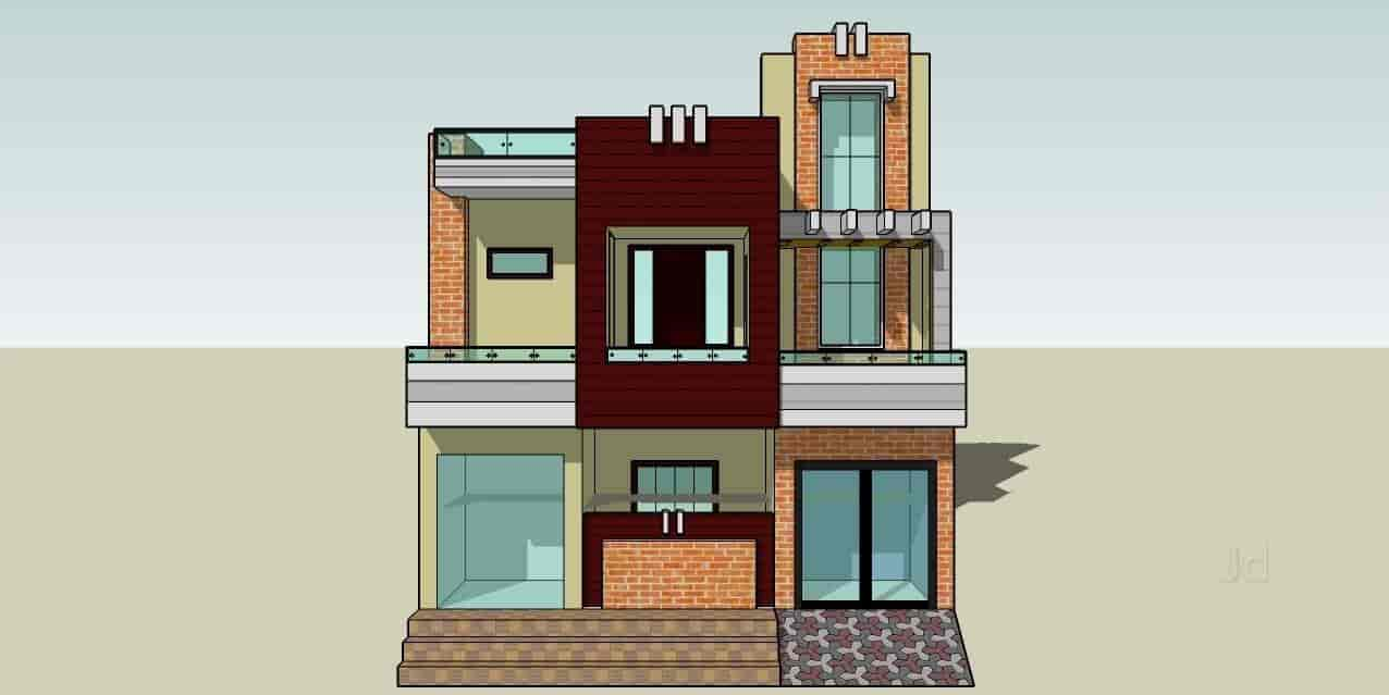 Beautiful Dream Home Design Architects U0026 Civil Engineers, Adarsh Colony   Architects  In Rudrapur   Justdial