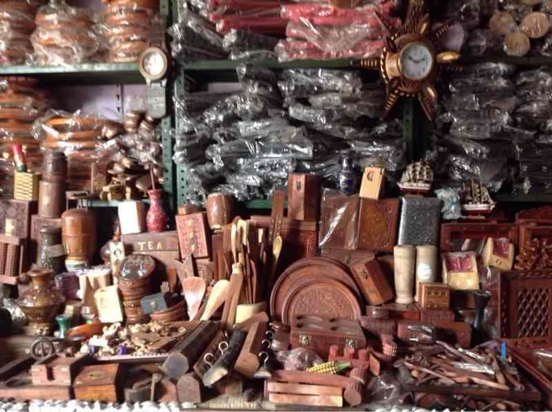 Azeem Handicrafts Wood Carving Jatav Nagar Sofa Manufacturers In