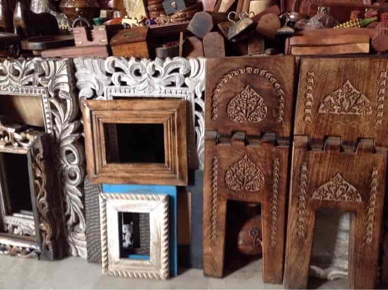 Azeem Handicrafts Wood Carving Photos Jatav Nagar Saharanpur