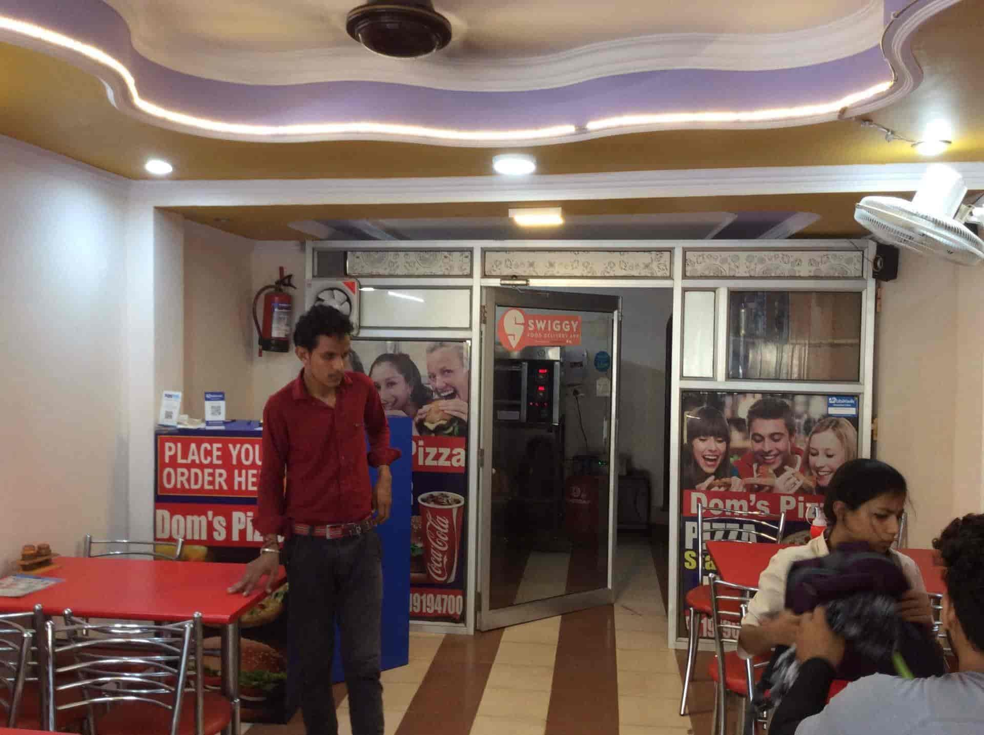 Dom S Pizza Rajendra Nagar Delhi Pizza Outlets Justdial