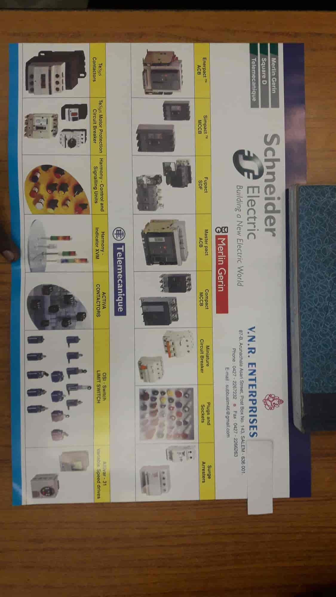 V N R Enterprises, Salem Bazaar - LED Light Dealers in Salem, Salem
