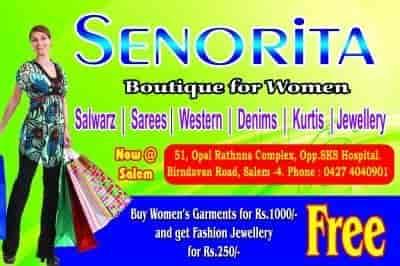 Ladies Garment Banner Design World Apparel Store