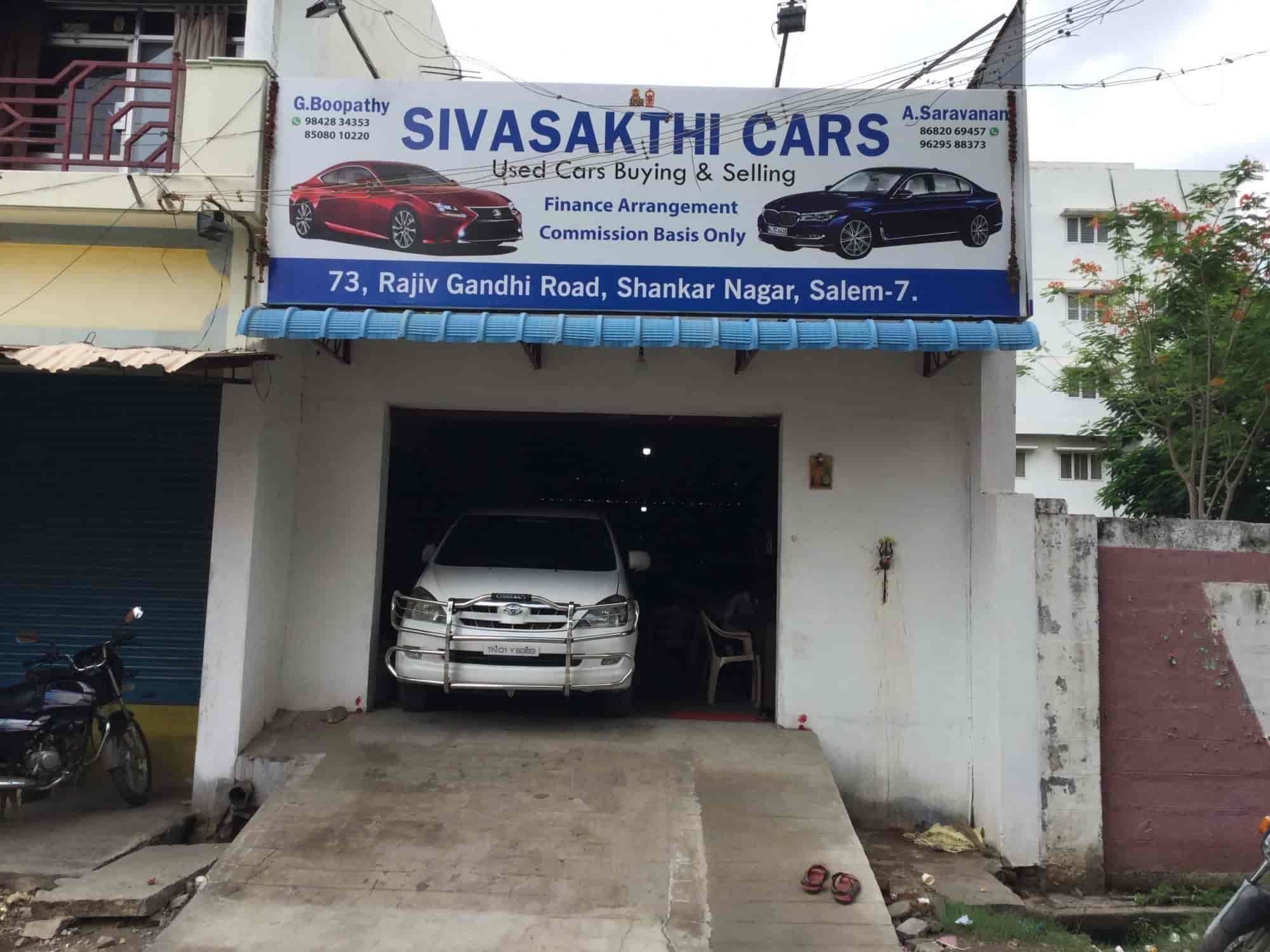 Sivasakthi Cars Shankar Nagar Second Hand Car Dealers In Salem