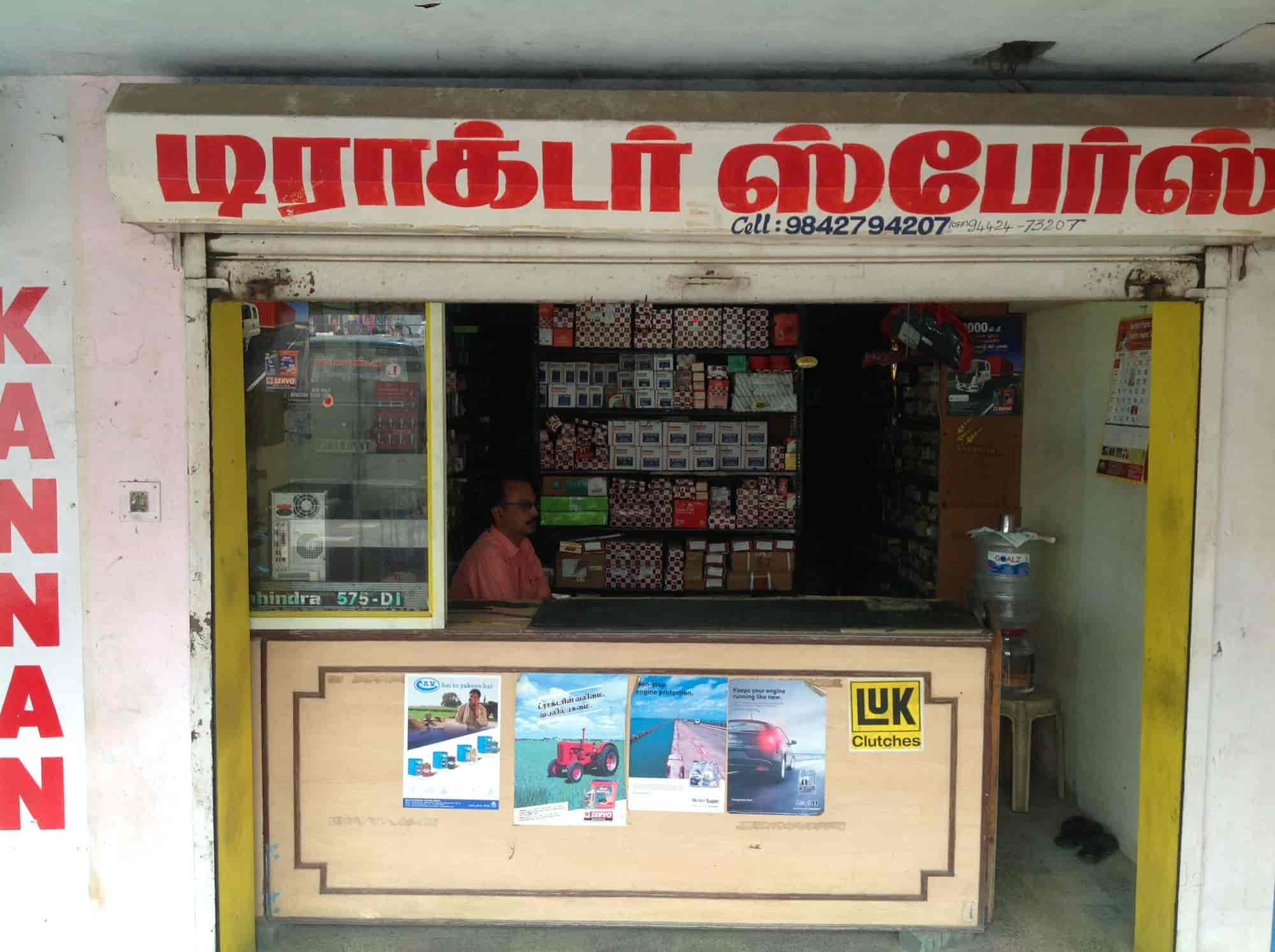 Jei Sakthi Tractor Spares, Five Road - Tractor Spare Part Dealers in