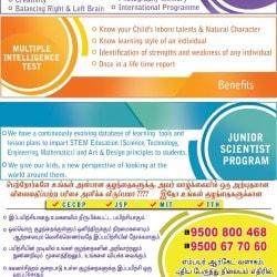 Tia Talent Initiators and Accelerators, Alagapuram - Placement