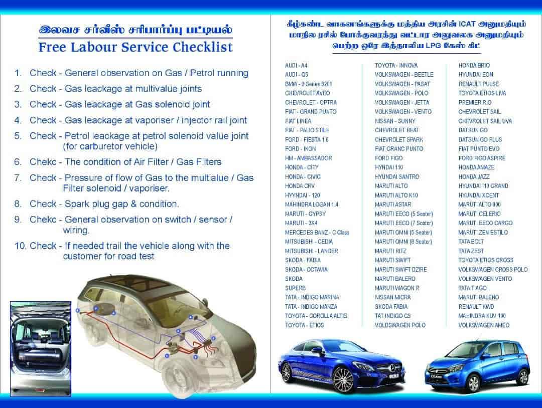 Maruthi Gas Cars Thiruvakavundanur See Wiring Diagram Honda Estilo Cng Conversion Kit Dealers In Salem Justdial