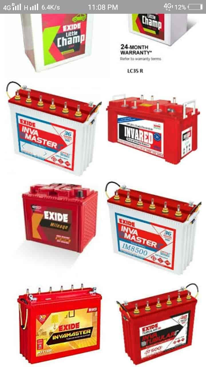 The Battery Care Meyyanur Dealers Exide In Salem Justdial Baterai Aa Maxell Super Power Ace Red