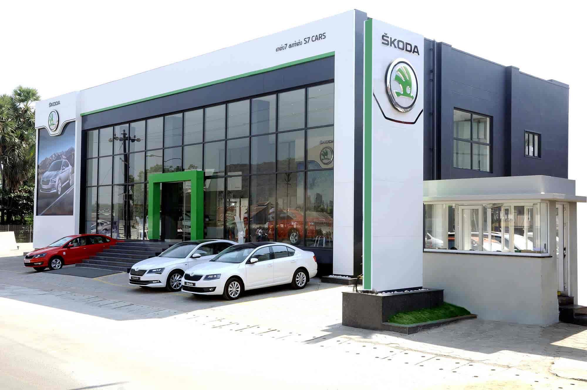 Salem Car Dealerships >> S7 Cars India Pvt Ltd Mamangam Car Dealers In Salem