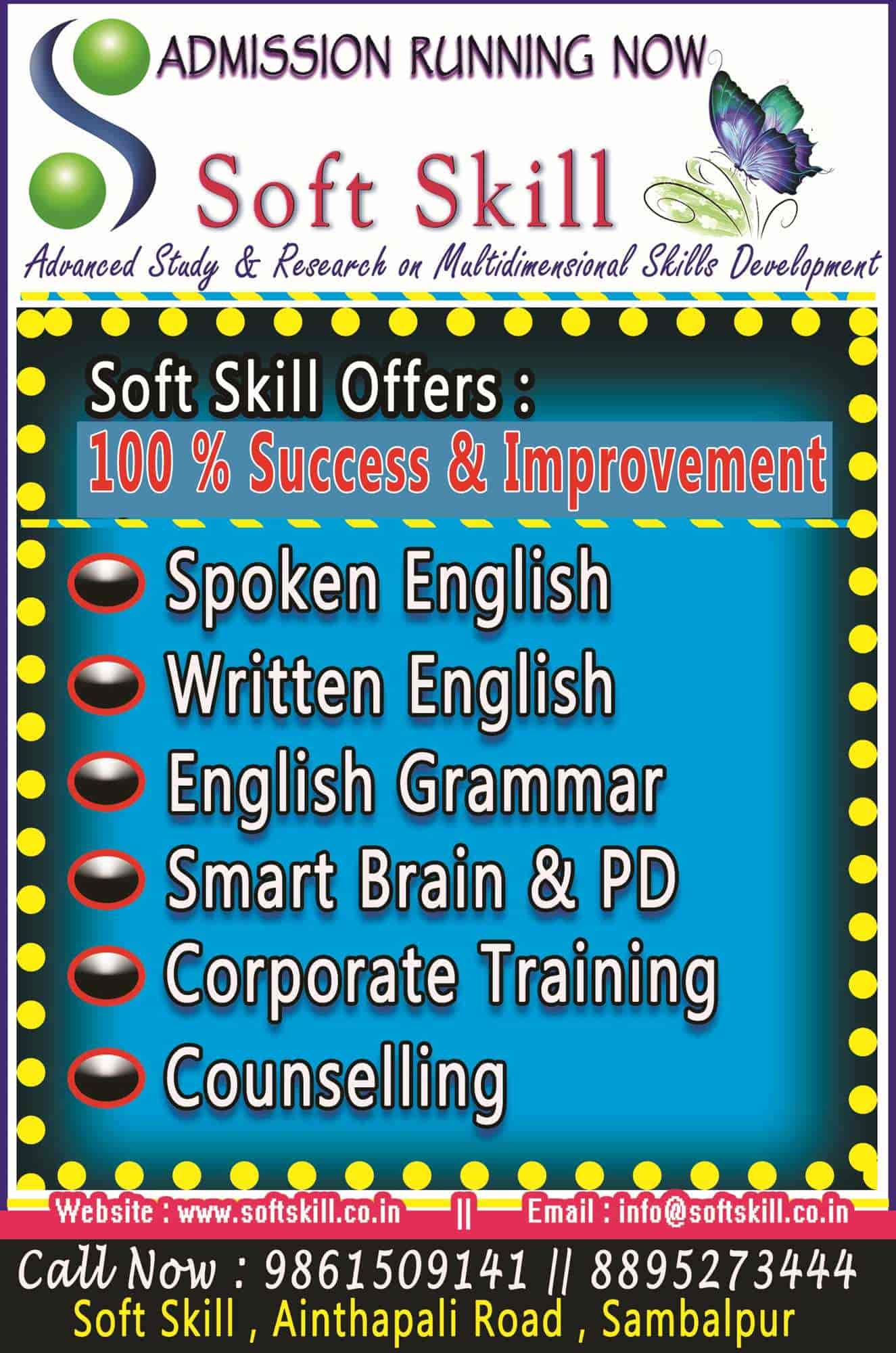 Corporate Soft Skills Pvt Ltd, Budharaja - Language Classes For
