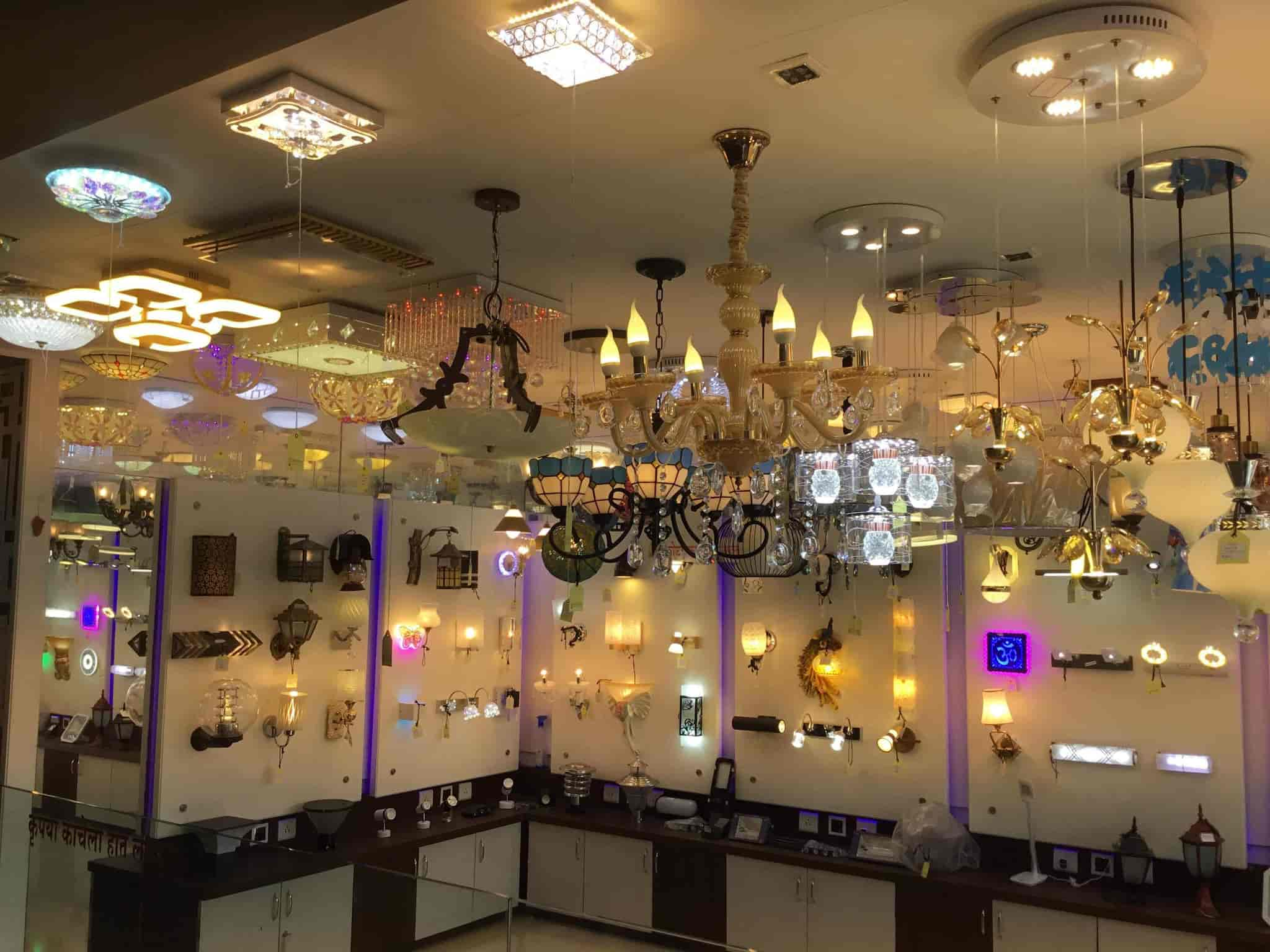 View modern house lights Beach Inside View Modern Light House Photos Palus Sangli Electricians Everesttrekkinginfo Modern Light House Photos Palus Sangli Pictures Images Gallery