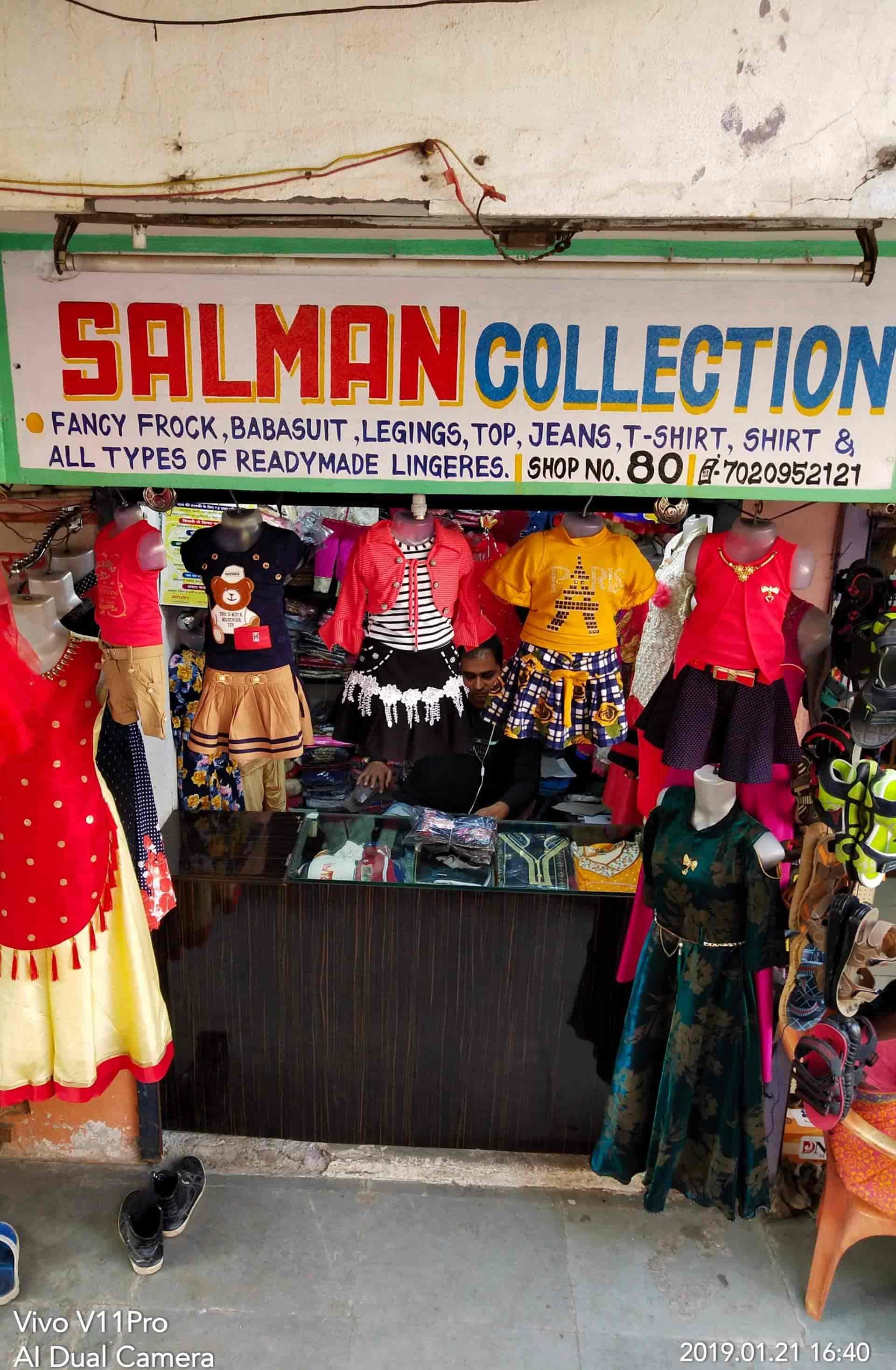 Salman Collection Sangli Ho Readymade Garment Retailers In Sangli Justdial