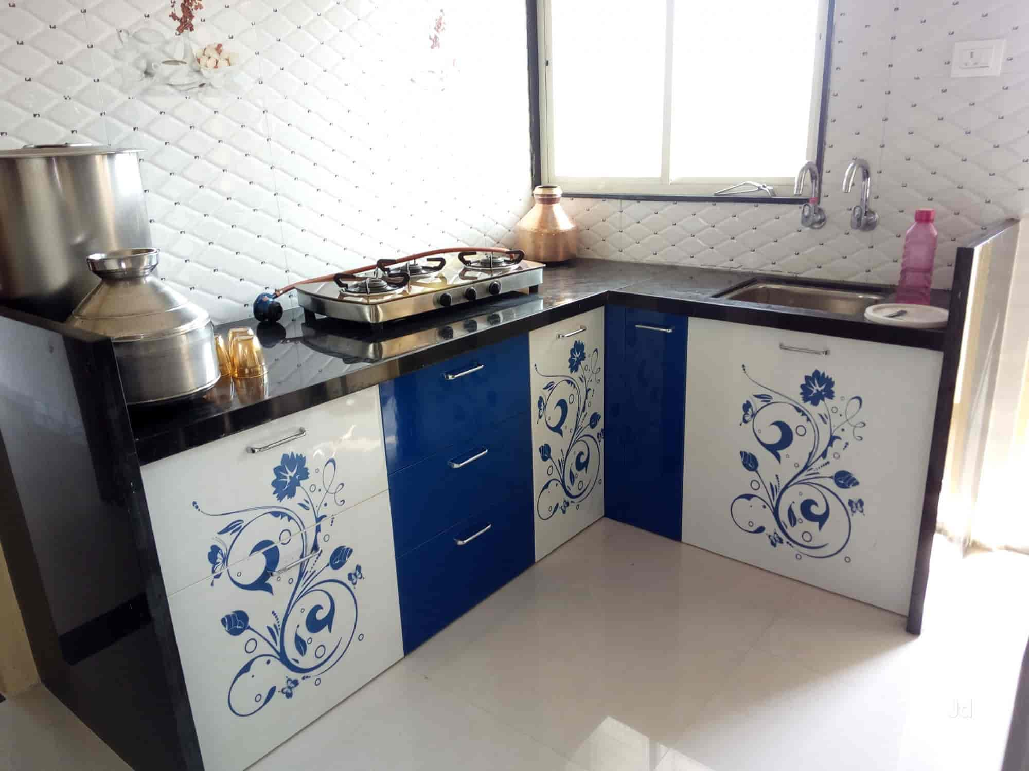 Sairaj Kitchen Trolleys Islampur Sangli Modular Kitchen Dealers