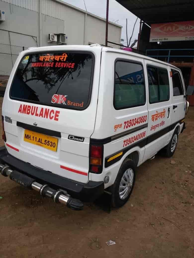 Vajreshwari Ambulance Photos, Khed Wadhe, Satara- Pictures