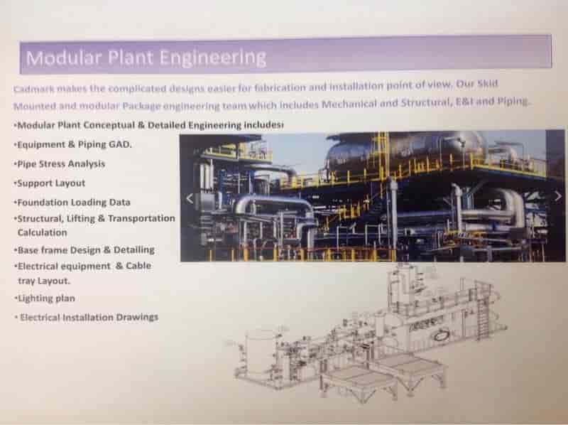 cadmark, Sangamnagar - Plant Layout Design Consultants in Satara